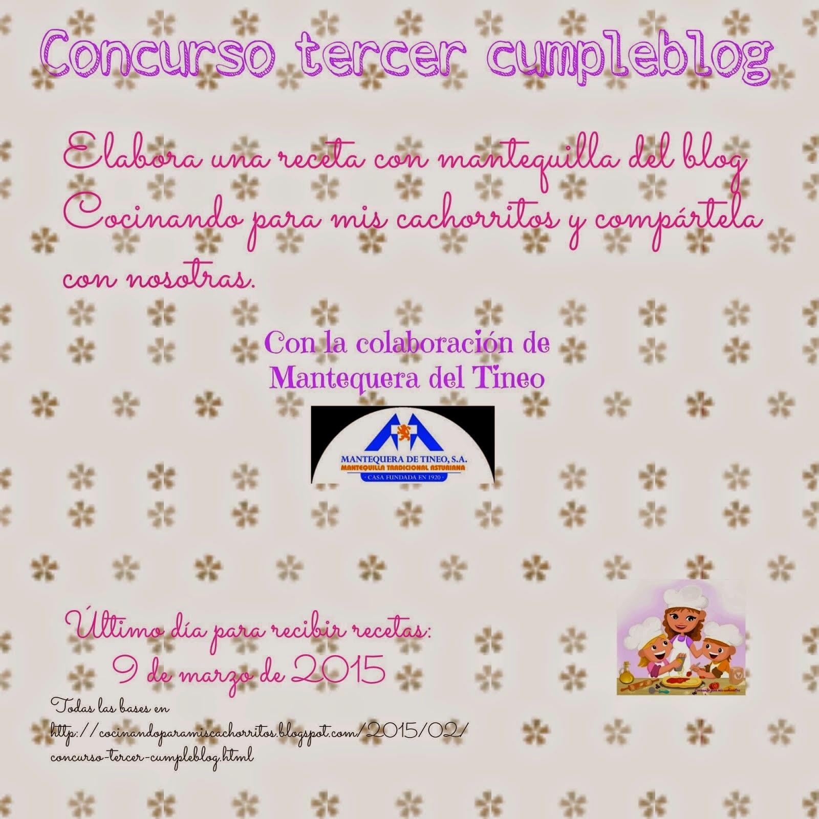 http://cocinandoparamiscachorritos.blogspot.com.es/2015/02/concurso-tercer-cumpleblog.html