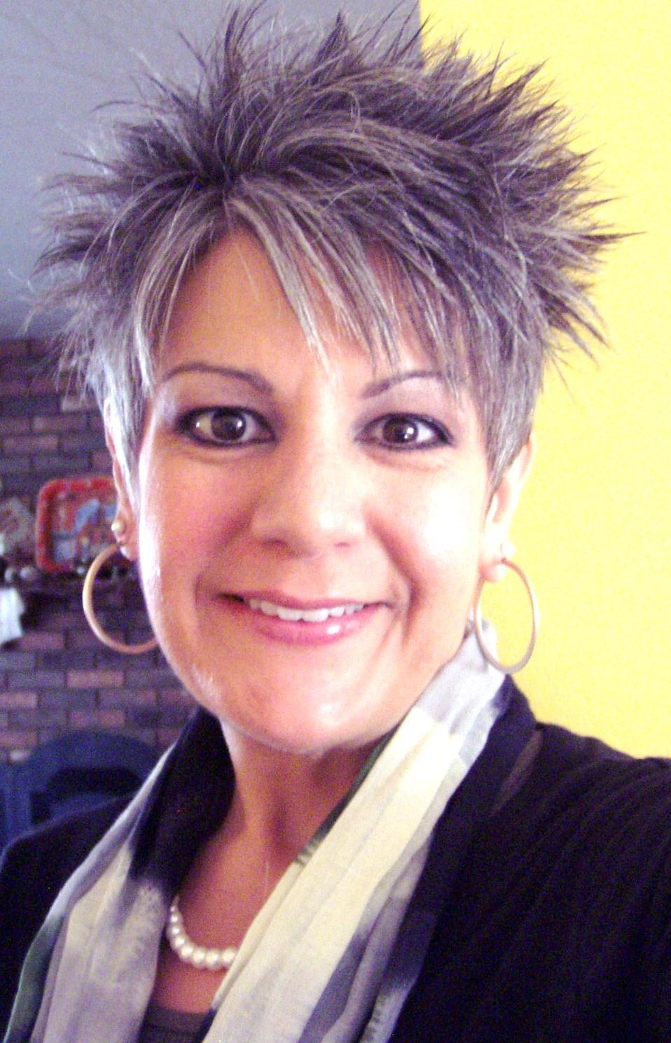 Silver Foxes~: Silver Spotlight ~ Lori Marshall Olson