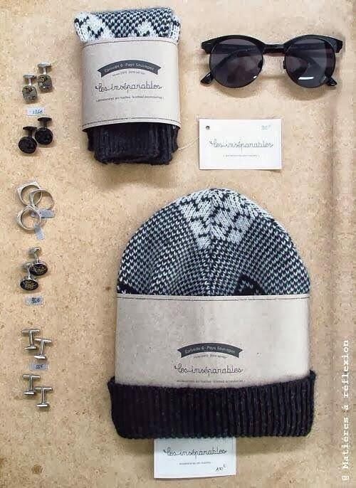 Accessoires les inséparables bonnet et mitaines