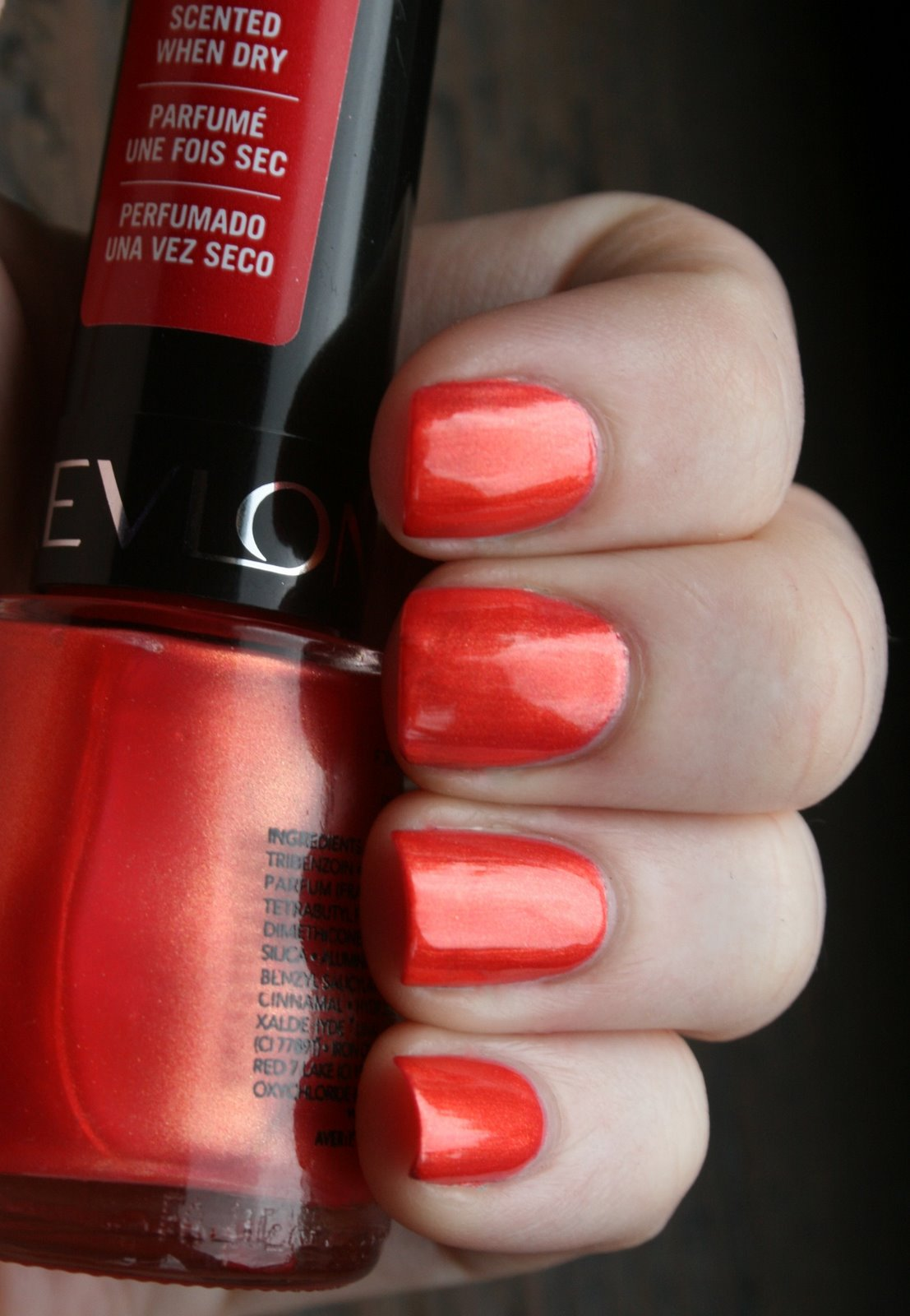 Revlon Orange Pop