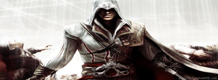 Imagen de Assassin's Creed, imagen de portada de facebook, biografia facebook