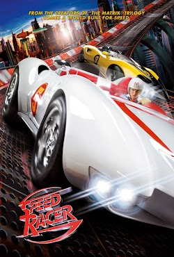 Vua Tốc Độ - Speed Racer (2008) Poster