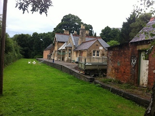 Nailsworth Railway Station, Gloucestershire