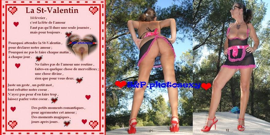 montage sexy st Valentin