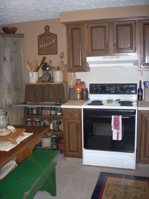 gettysburg homestead redecorating the kitchen