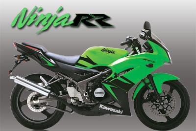 Harga New Kawasaki Ninja RR 150