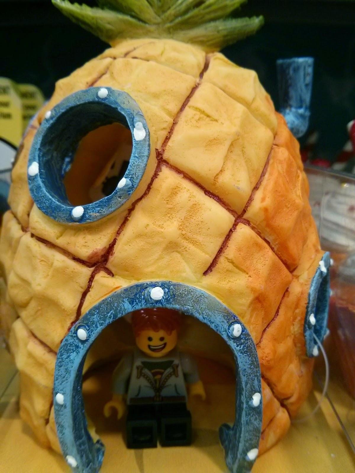 Kyle Emmett Sponge Bob Square Pants Pineapple House