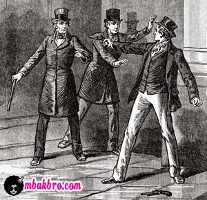 percobaan pembunuhan Andrew Jackson