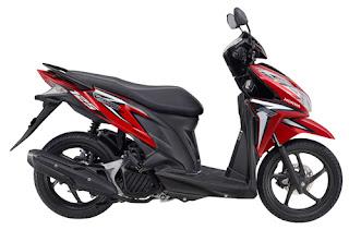 Sepeda Motor Honda Siap Teknologi Injeksi