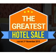 Book Hotels Get Hotels Discount Deals : Flat 65% off + Burn 25% GoCash + 1% off