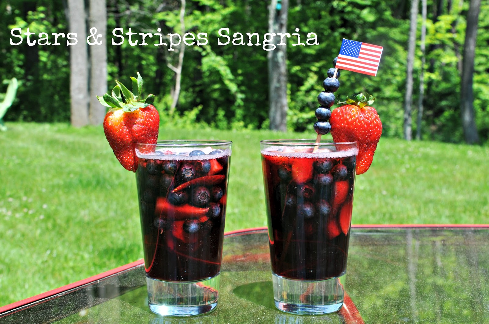 memorial day shot recipe