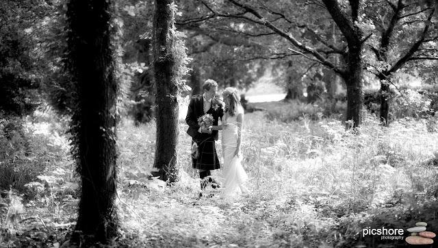 devon wedding picshore photography