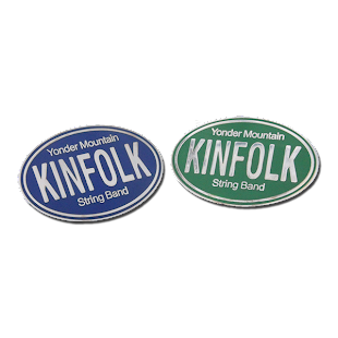 Kinfolk Pin
