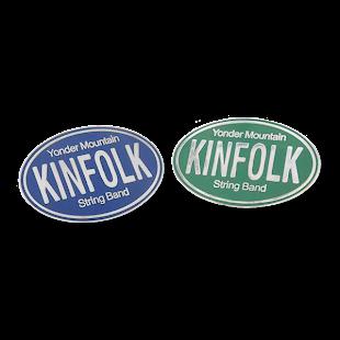 Kinfolk Pin