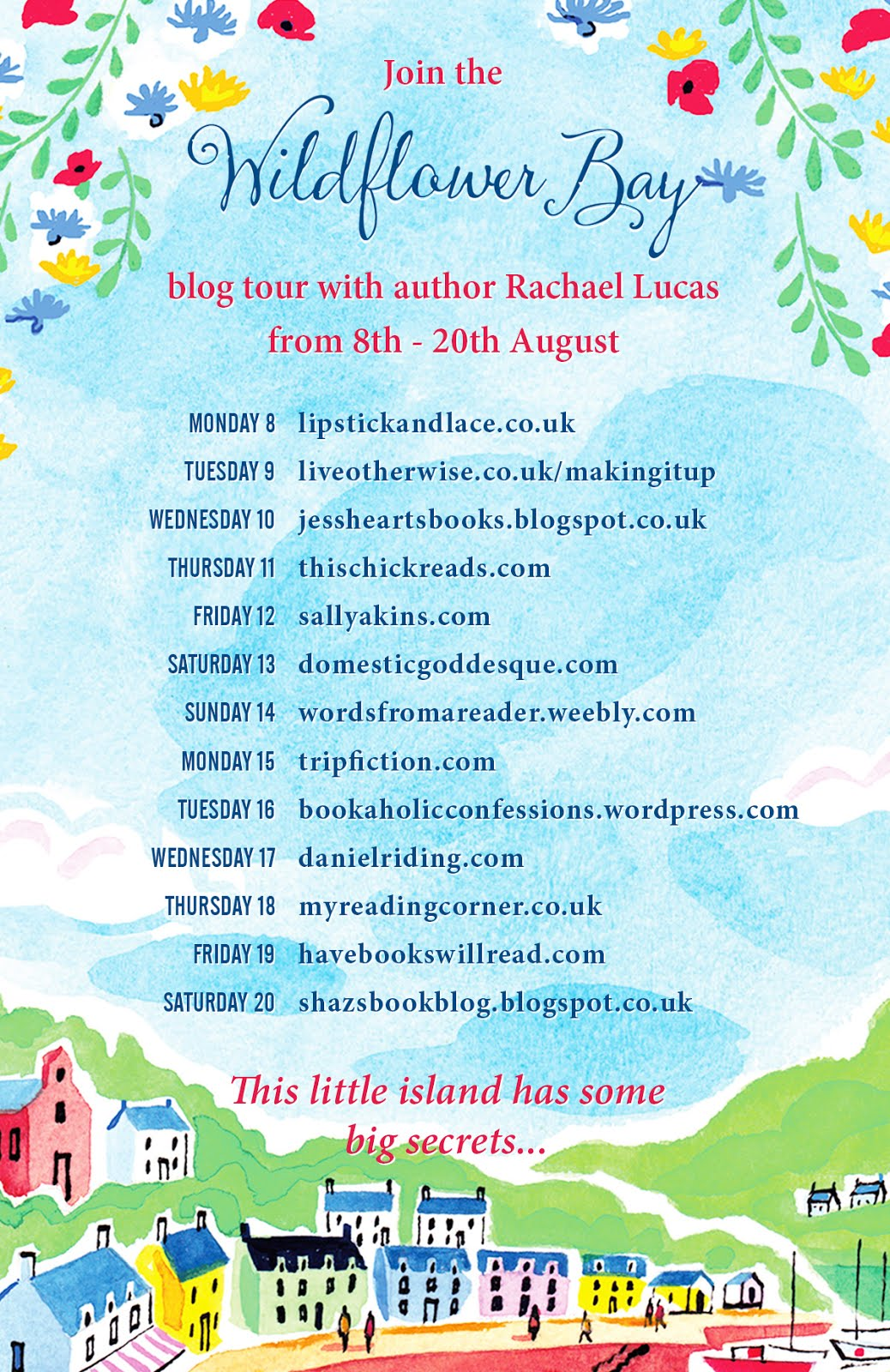Book Blog Tour