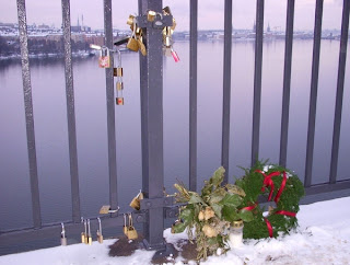 love padlocks,sweden