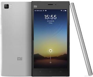 Harga Xiaomi Mi 3 Terbaru