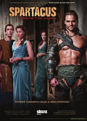 Spartacus Gods of the Arena 04 [Legendado] HDTV