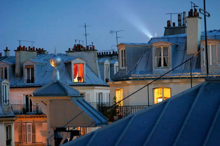 le site de l 39 histoire les toits de paris. Black Bedroom Furniture Sets. Home Design Ideas