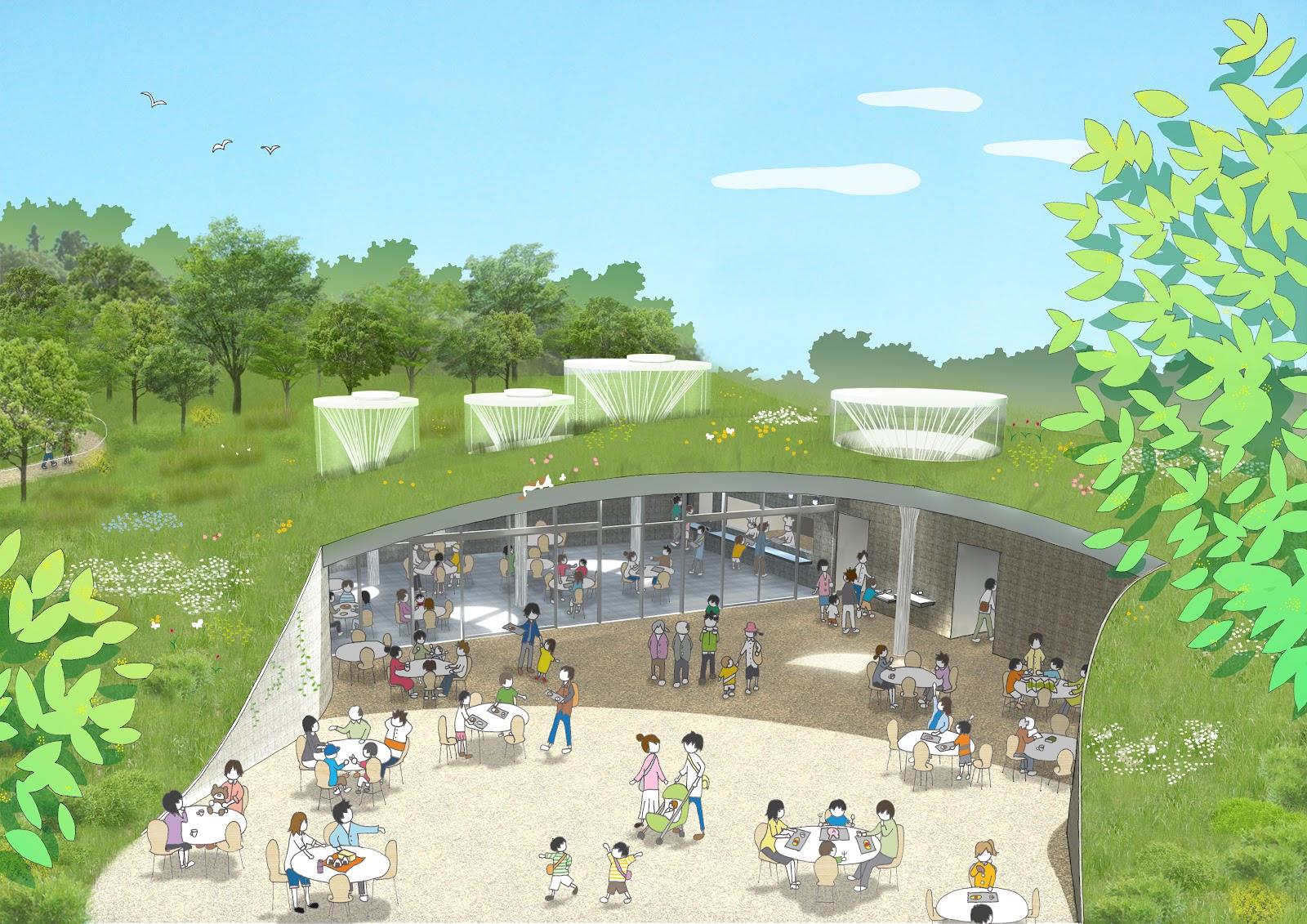 横浜動物の森公園 現場レポート