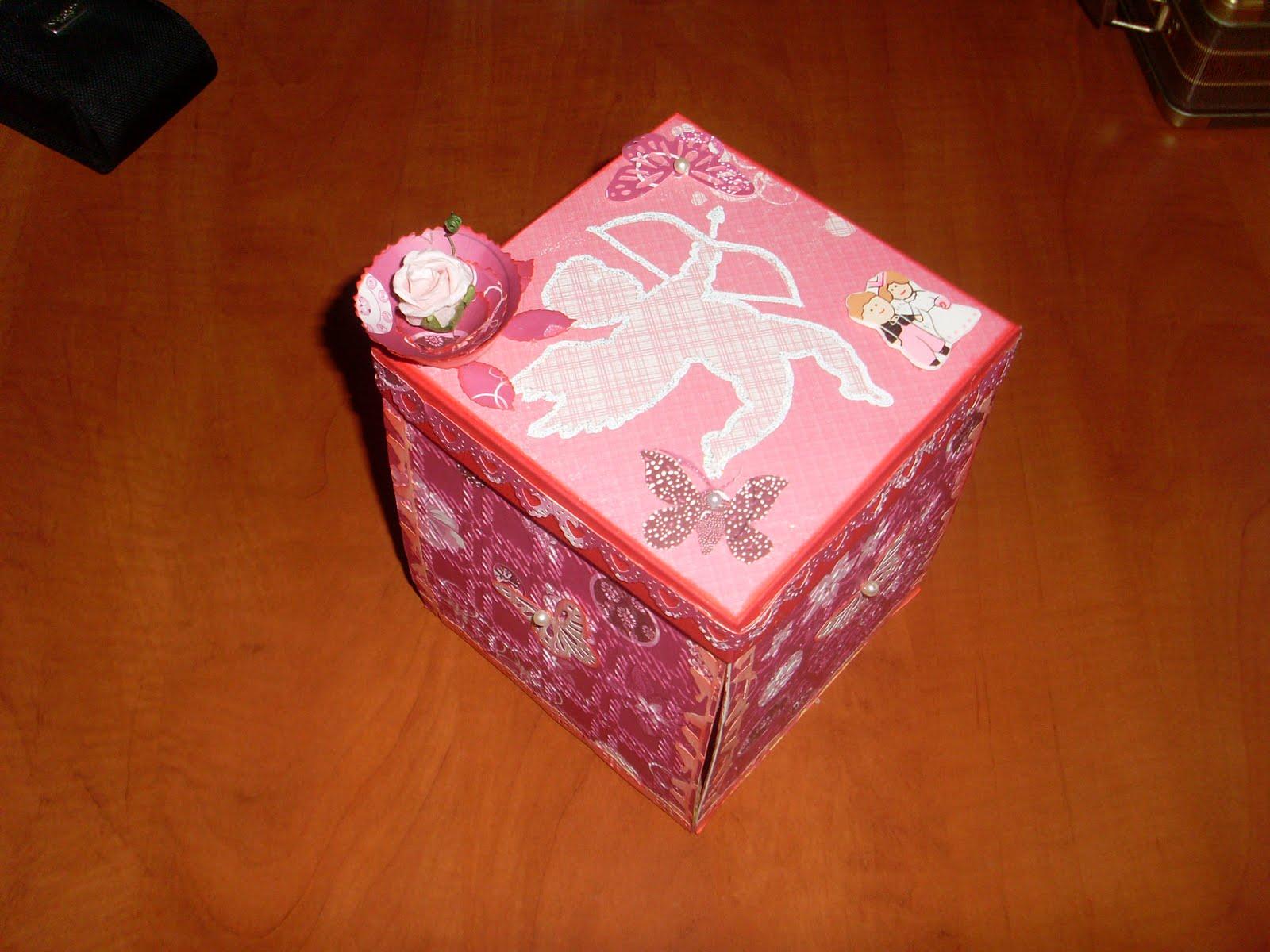 Как приятно удивить: делаем коробочку с сюрпризом своими руками 17