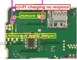 Nokia X1-01 charger no response