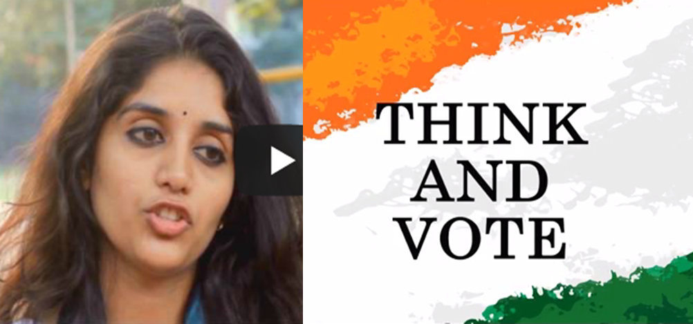 THINK AND VOTE TELUGU SHORT FILM BY E.VINAY KUMAR