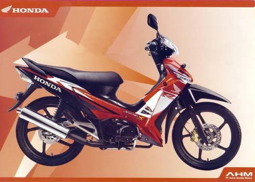 Sepeda Motor Injeksi Irit Harga Terbaik Cuma Honda   Konteza