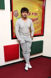 Sonu Nigam Latest Photos and Stills at Radio Mirchi 98.3 FM