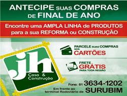 JH CASA E CONSTRUÇÃO
