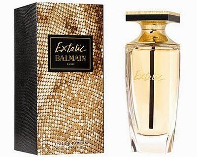 Extatic de Pierre Balmain a nova fragrância feminina
