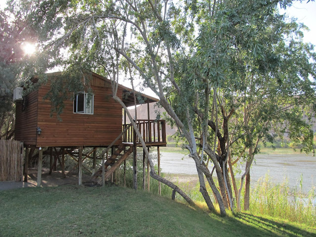 Amanzi River Camp Namibia