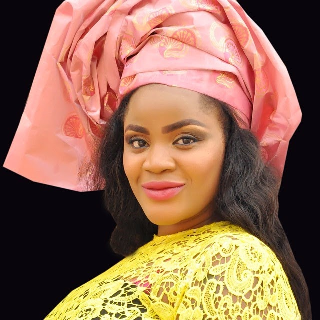 Actress Uche Ogbodo