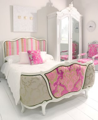 pink Fabulous Bedrooms