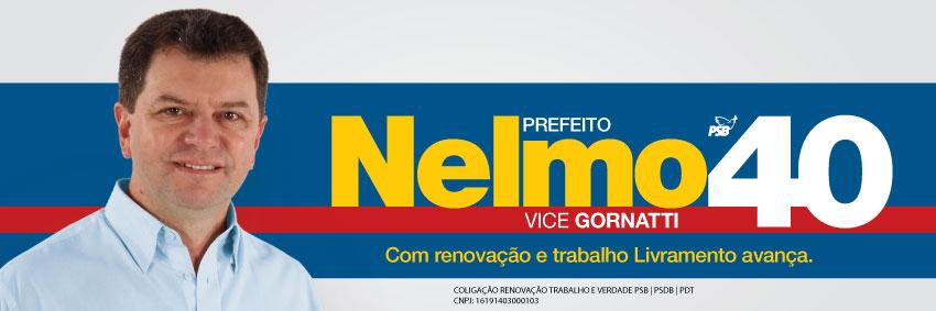 Vereador Nelmo Oliveira