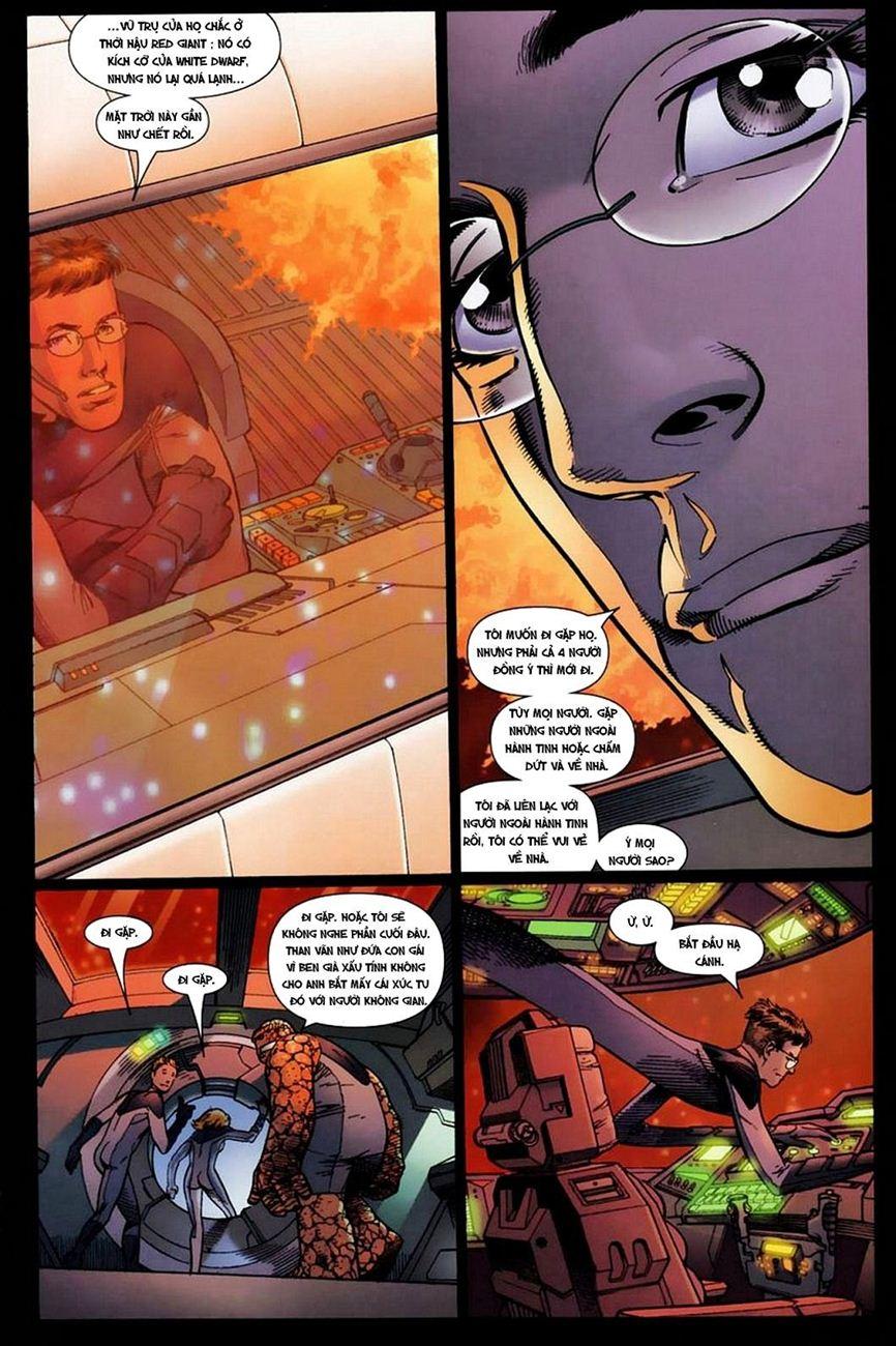 Ultimate Fantastic Four chap 15 - Trang 21