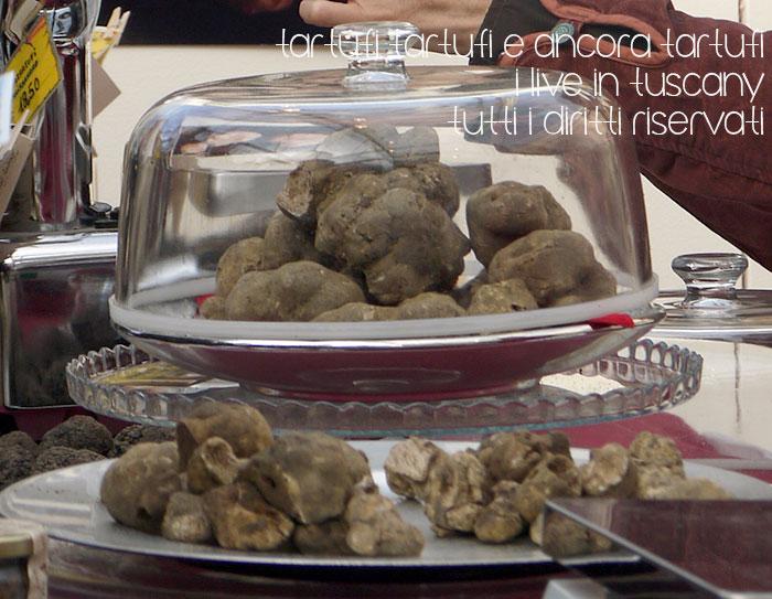 Mostra mercato del tartufo di San Miniato