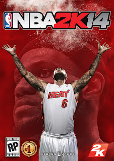 NBA 2K14 Game Cover Art Revealed