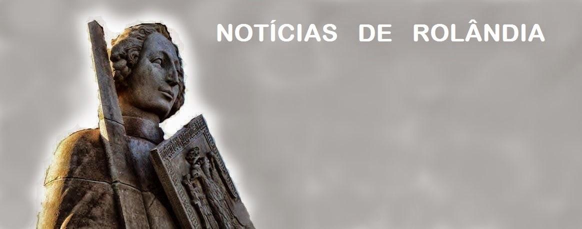 NOTÍCIAS DE ROLÂNDIA - PR.
