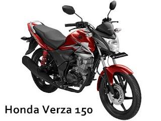 Kumpulan Model Motor Honda Terbaru 2013