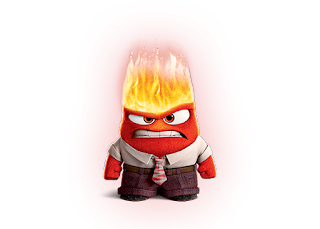 inside out angry-ters yuz ofke