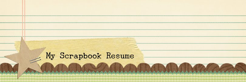 Donna Jannuzzi's Scrapbook Resume