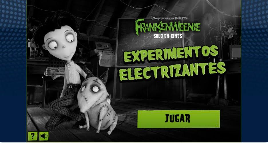 EXPERIMENTOS ELECTRIZANTES