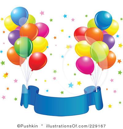 Balloon Clip Art4