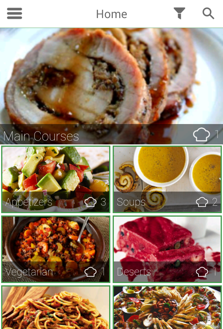 android recipe android recipe app source code reskin arabe forumfinder Choice Image