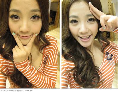 Cherryuu...สาวหน้าหวาน..จากค่าย MoKo