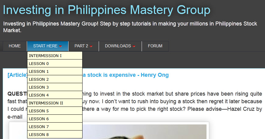 Forex trader in philippines