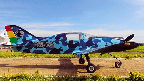 Pesawat Tentera Bolivia Terhempas Dua Terkorban