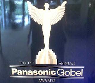 Panasonic Gobel Awards 2012