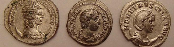 Plus de 3000 monnaies romaines découvertes en Angleterre